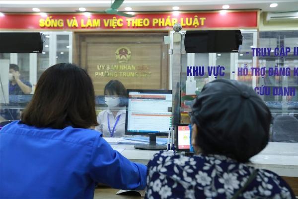 Cải cách hành chính Nhà nước góp phần giảm chi phí hành chính hàng chục nghìn tỉ đồng/năm. Ảnh: Hải Nguyễn.