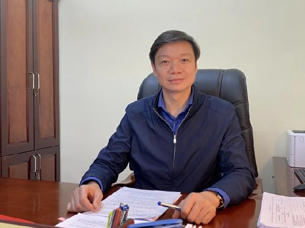 Phó Tổng cục trưởng Tổng cục Lâm nghiệp Trần Quang Bảo. Ảnh: Nguyên Huân.