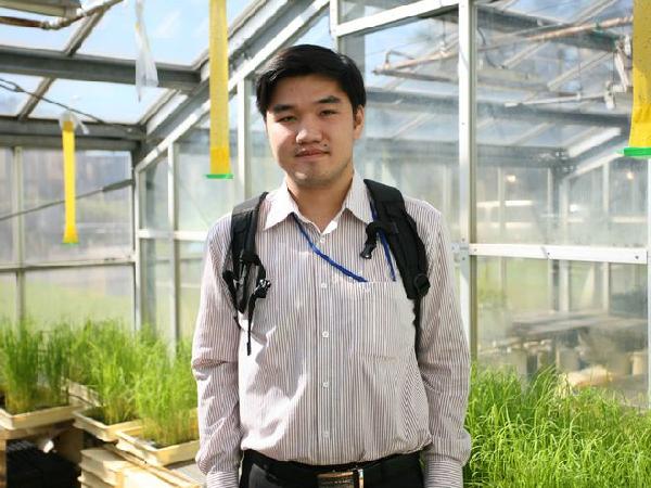 Tuy mới 33 tuổi nhưng nhà khoa học trẻ Chu Đức Hà đã sở hữu nhiều công trình khoa học có tầm cỡ quốc tế. Ảnh: Nhân vật cung cấp.
