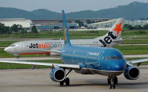 Ngành hàng không Việt Nam đang cạnh tranh rất tốt (ảnh: theo kienthuc.net)