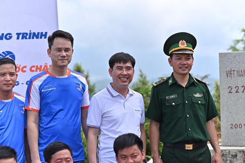 Ông Nguyễn Kim Quy - UVBCH TW Đoàn, Phó chủ tịch UB TW Hội LHTN VN