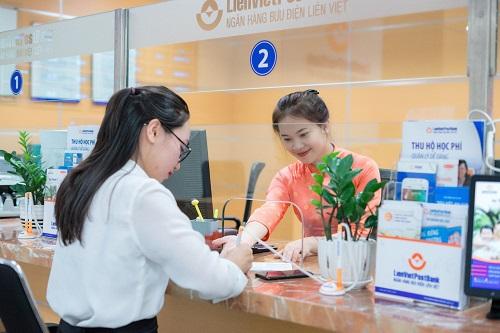 LienVietPostBank luôn theo đuổi các mục tiêu tăng trưởng có tính bền vững.
