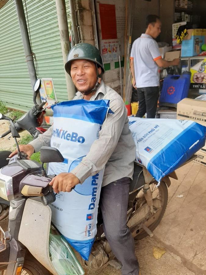 Sản phẩm Đạm Phú Mỹ + Kebo được đưa ra thị trường và nhanh chóng được đón nhận