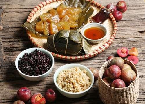 Những thức ăn truyền thống có trong Tết Đoan Ngọ