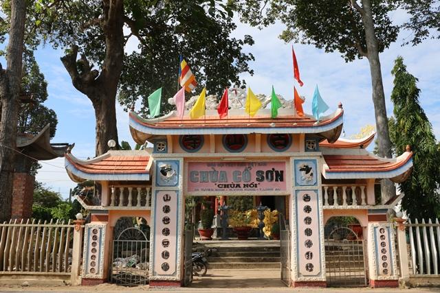 Cổ Sơn - Chùa Nổi: Ngôi chùa gắn với nhiều giai thoại tâm linh huyền bí