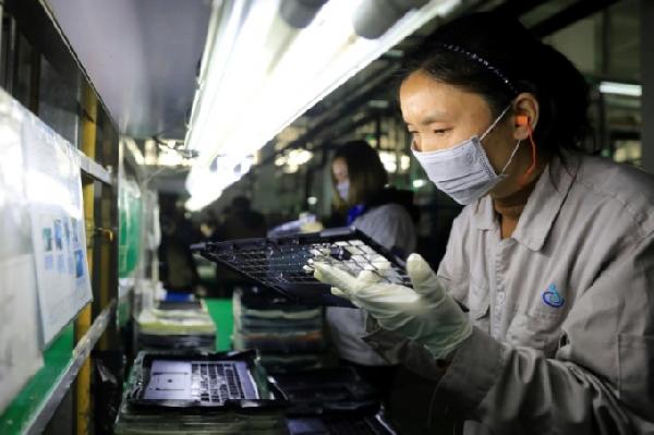 """Đạo luật mới có hiệu lực từ tháng 12 tới, cho phép Bắc Kinh thực hiện các biện pháp """"ăn miếng trả miếng"""" chống lại các quốc gia lạm dụng kiểm soát xuất khẩu và gây ra mối đe dọa cho an ninh quốc gia. Ảnh: AFP"""