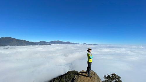 Biển mây Tà Xùa.