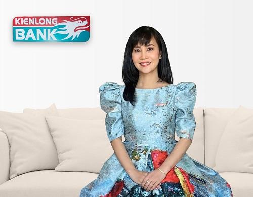 bà Trần Tuấn Anh - Thành viên Hội đồng quản trị, kiêm Tổng Giám đốc Kienlongbank.
