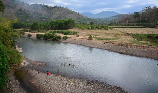Đầu nguồn sông La Ngà