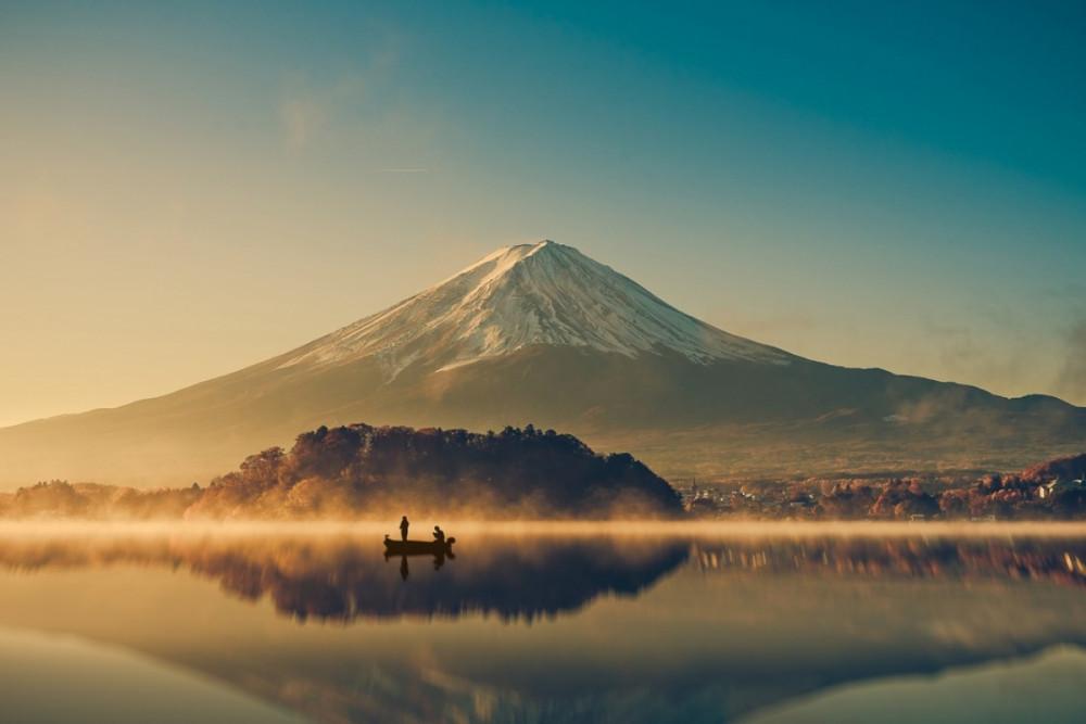 Núi Phú Sĩ - Ảnh: SCMP