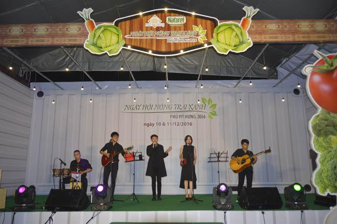 u khách sẽ được thưởng thức đêm nhạc đồng quê đầy cảm hứng theo phong cách acoustic