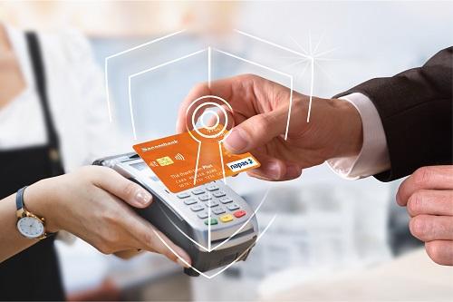 Thẻ thanh toán Plus có chip EMV của Sacombank