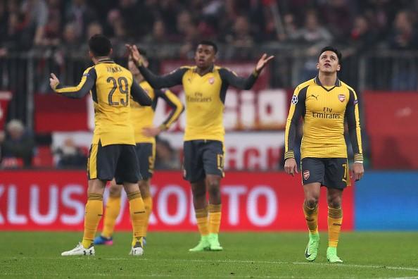 9 thong ke tham hai cua Arsenal hinh anh 9