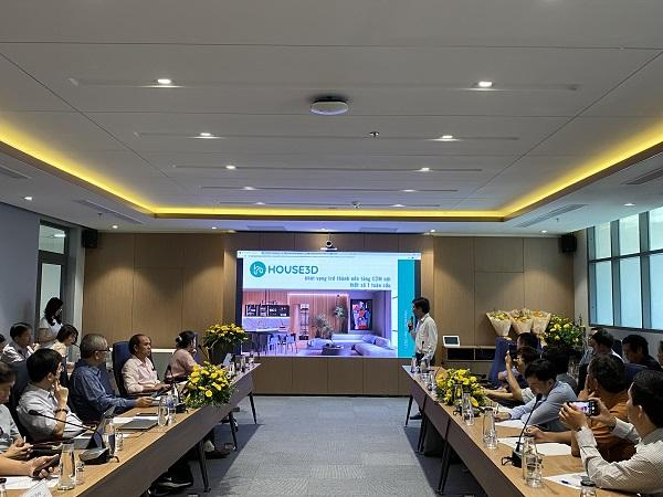 03 công nghệ, sáng chế trong ngành gỗ đã được giới thiệu kết nối tại hội thảo.