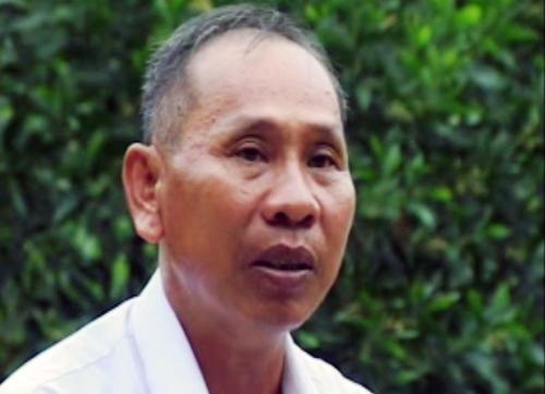 Ông Huỳnh Văn Thắng, chiến sĩ tình báo giả gái lập nhiều chiến công tại Bến Tre. Ảnh: Duy Trần