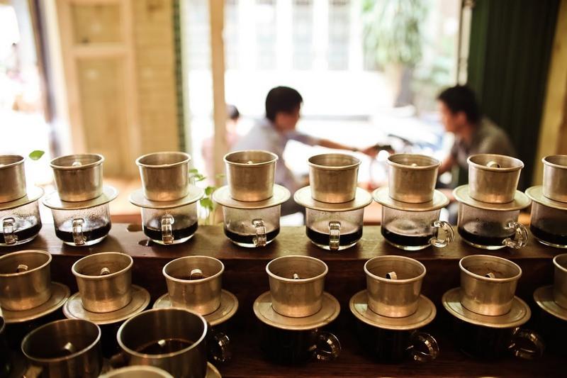Cà phê Việt Nam (Nguồn: Internet)